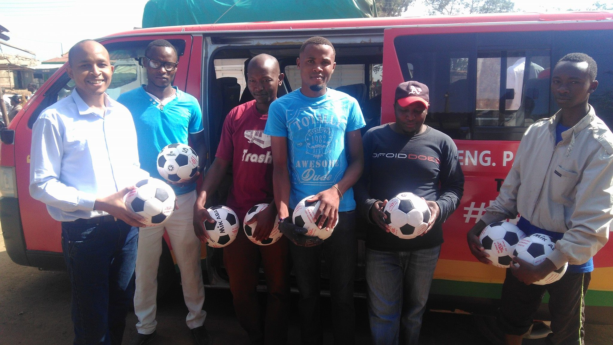 Thika Constituency Youth Football Tournaments