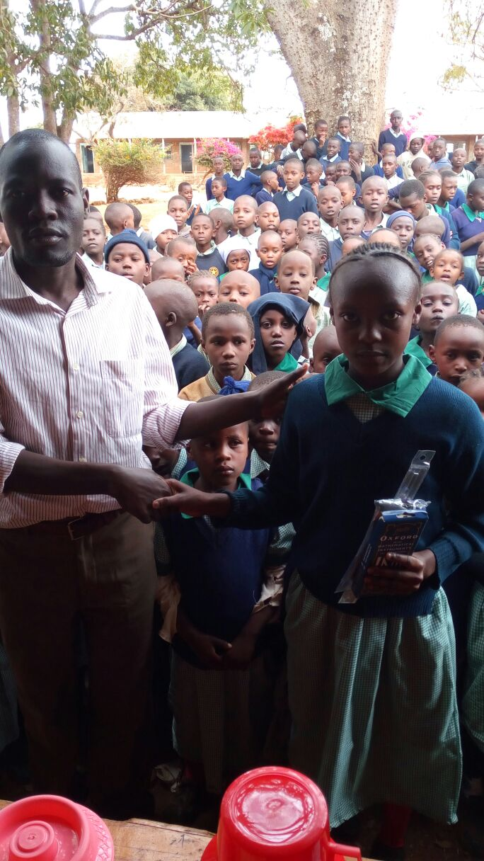 Prize Giving Day at Munyu Primary School, Thika