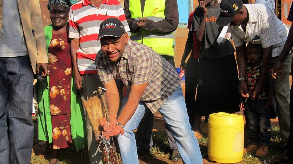 Official Launch of Ndula Water Project